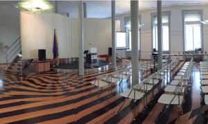 Lezing Vlaams Parlement