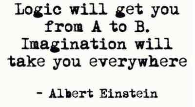 Quote van Einstein